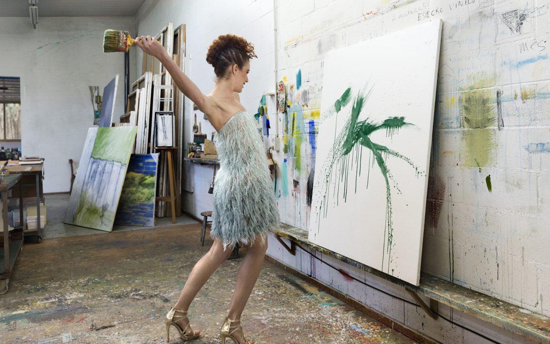 Sesión Editorial Art: Franco Quintáns en estado puro